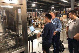 Satış sonrası kurulum makineleri