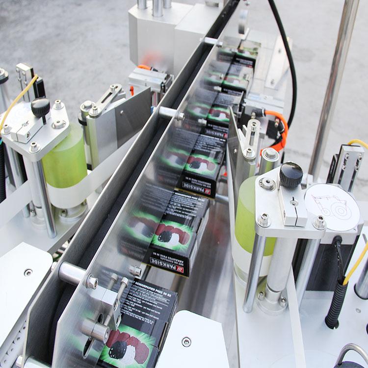 Otomatik Karton Kutu Köşe Etiketleme Makinası Detayları