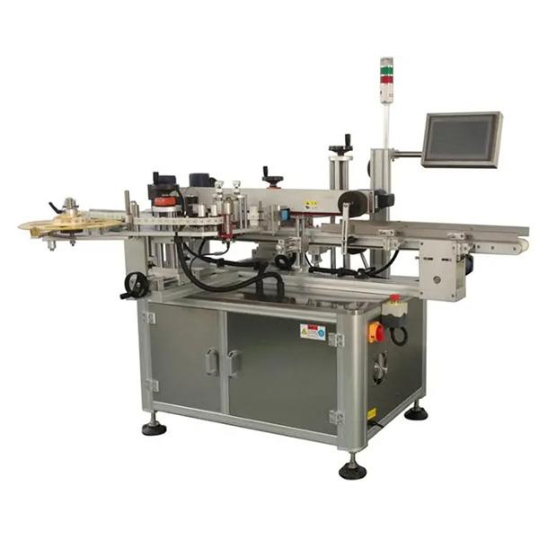 Otomatik Karton Kutu Köşe Etiketleme Makinası