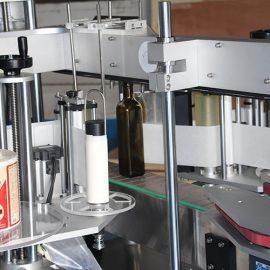 Otomatik Ön ve Arka Çift Taraflı Etiketleme Makinesi Detayları