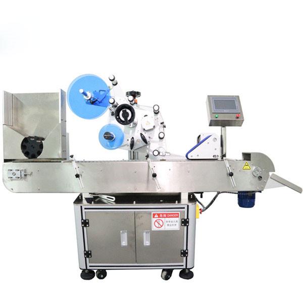 Otomatik Yatay Flakon Etiket Etiketleme Makinesi