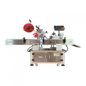 Bardak İçin Otomatik Plastik Bardak Etiketleme Makinesi