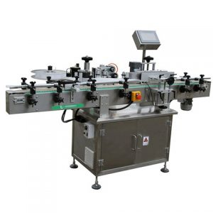 Otomatik Yuvarlak Konteyner Etiketleme Makinası