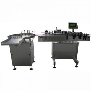 Shrink Sleeve Makinesi Takma Otomatik Kılıf Etiketi