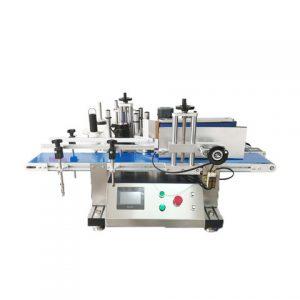Baharat Kavanoz Etiketleme Makinası