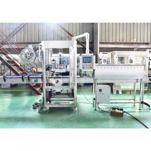 Yeni Ürün 2021 Buhar Daralan Makaron Etiketleme Makinası