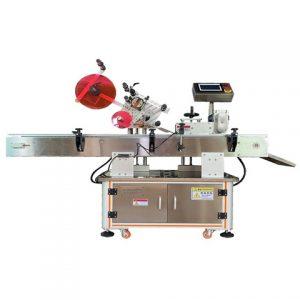 Oje Şişesi İçin Etiketleme Makinesi
