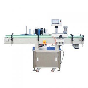 Çin'de Üretilmiştir Otomatik Düz Etiketleme Makinesi