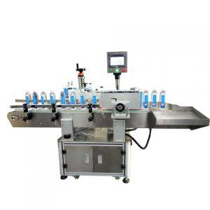 Fermuarlı Pvc Etiketleme Makinası