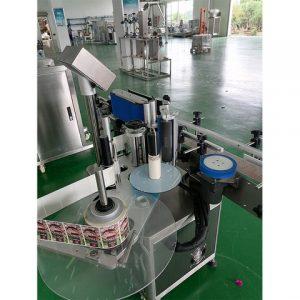 Ayçiçek Yağı Etiketleme Makinası