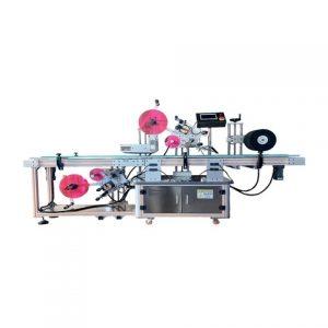 Yuvarlak Cam Şişe Etiketleme Makinesi