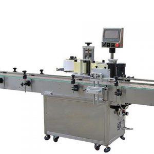 Tam Otomatik Yatay Küçük Yuvarlak Şişe Etiketleme Makinası