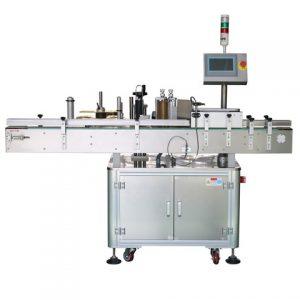 Şişelenmiş Su İçin Otomatik Puro Kutusu Etiketleme Makinesi