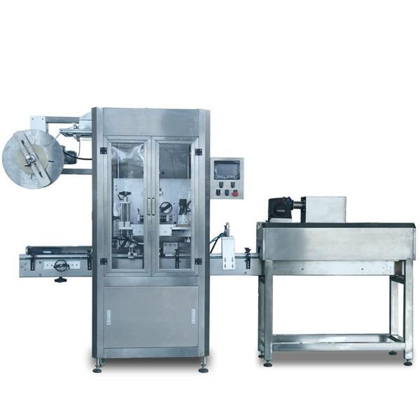 Otomatik Shrink Sleeve Etiketleme Makinesi