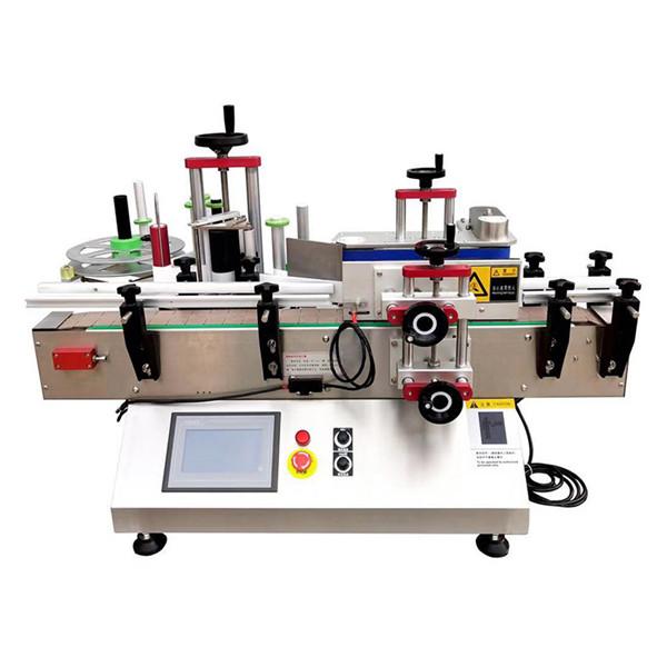 Otomatik Masaüstü Şişe Etiketleme Makinesi
