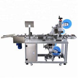Otomatik Üst ve Alt Düz Etiketleme Makinesi Detayları